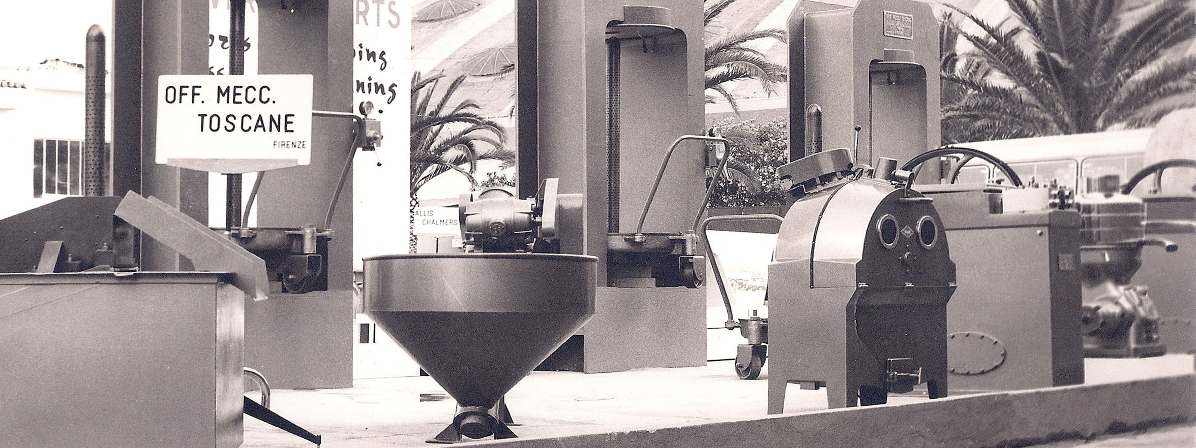 Slide - Fotografia vecchio Impianto frangitura